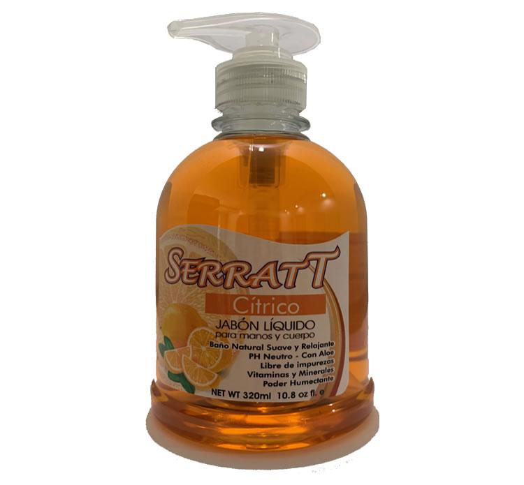 Serratt Cítrico 320 ml