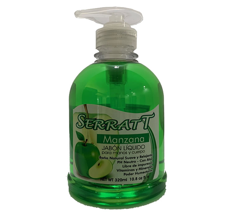 Serratt Manzana 320 ml