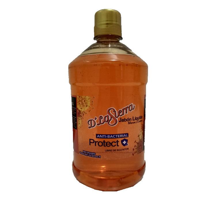 Jabón antibacterial con el poder del Acetum (vinagre) y Cloruro de Benzalconio